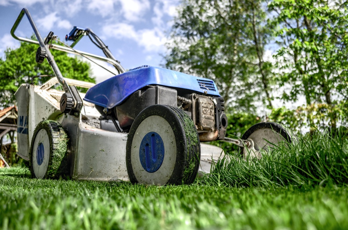 Mowing Ministry